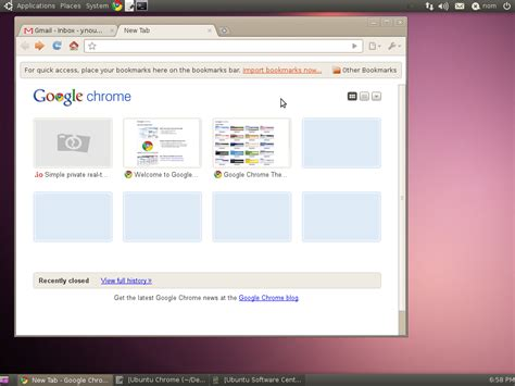 chrome ubuntu google chrome operating system and ubuntu linux