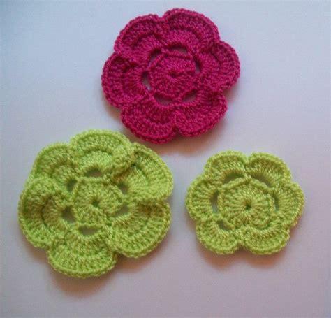flores de crochet flor en crochet blusa car interior design