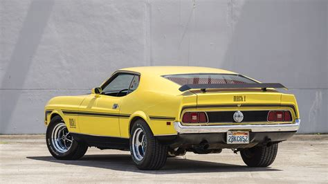 2016 mach 1 mustang 1971 ford mustang mach 1 fastback f44 monterey 2016