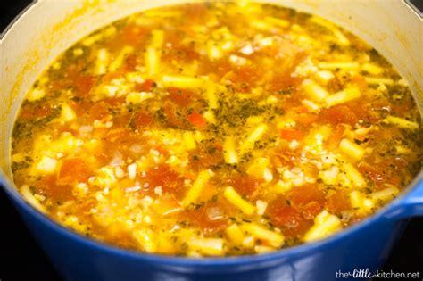 Panera Garden Vegetable Soup Recipe by Garden Vegetable Soup Panera Garden Ftempo
