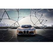 BMW Vision Next 100 Future Car 4K Wallpaper  HD