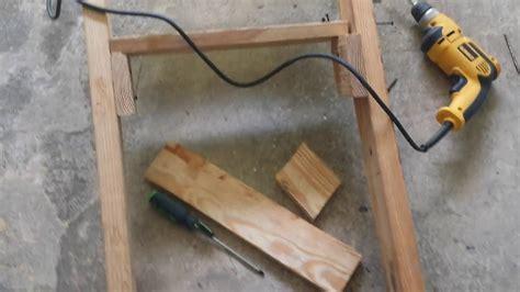 como hacer una escalera de canas como hacer una escalera de madera tutorial build a wood