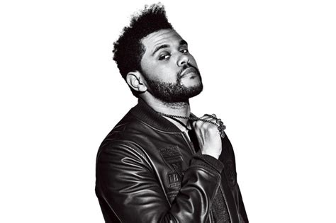 the weeknds hairstyle the weeknd covers gq talks new haircut sex and marriage