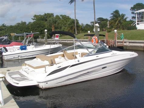 sea ray boats for sale in the usa sea ray 240 sundeck boat for sale from usa