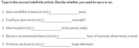 preguntas con get up definite or indefinite article didactalia material