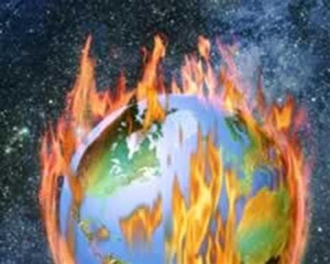 Global Warming Caused By Jesus Says Yank by Whatdoesitmean