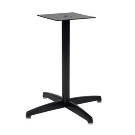 Gibraltar Table Bases by Duracast X Base By Gibraltar Table Bases Kitchensource