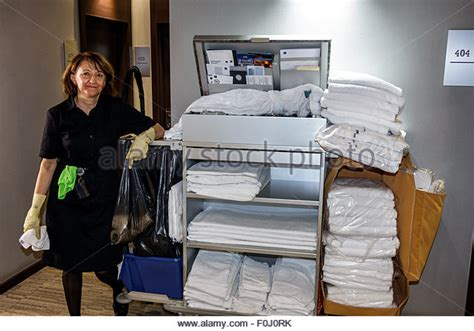 housekeeping cart hotel stock photos housekeeping cart hotel stock images alamy