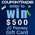 Does Jcpenney Have Gift Cards - 500 jcpenney gift card ends 4 29 1159p