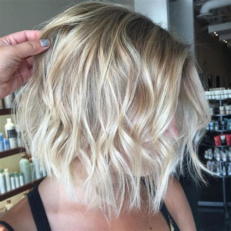 70 devastatingly cool haircuts for thin hair balayage hair and balayage