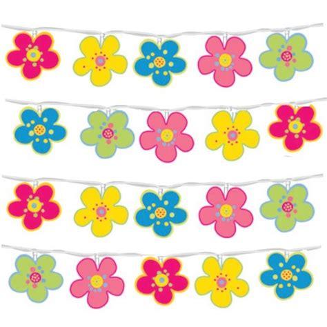 Flower String - flower string lights by and bespoke
