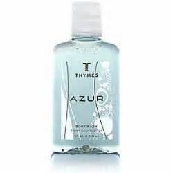 Thymes Azure by Thymes Azur 2oz Wash
