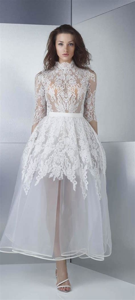 Civil Wedding Dress by Carrie Bradshaw Courthouse Wedding Dress Wedding Dress Ideas