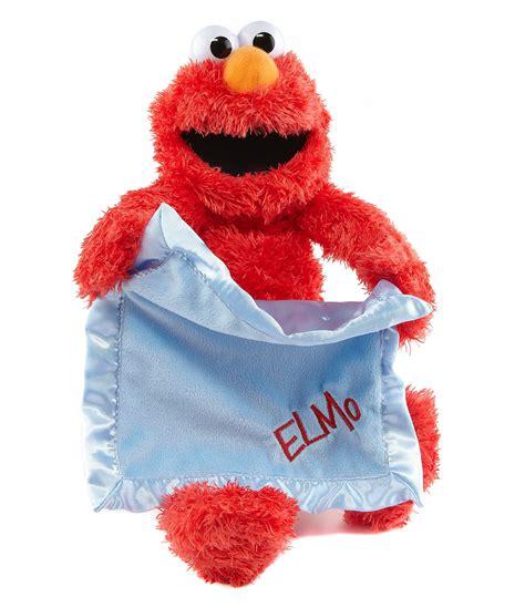 Peek A Boo Elmo Sesame gund sesame peek a boo elmo dillards