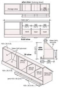 Chicken Coop Floor Plans Chicken Coop Designs Chicken Coops Plans Free