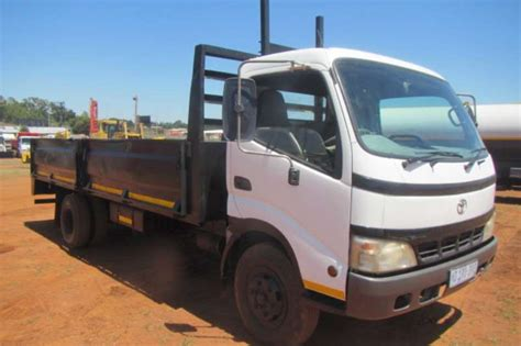 Toyota Dropside Trucks For Sale In South Africa On Truck