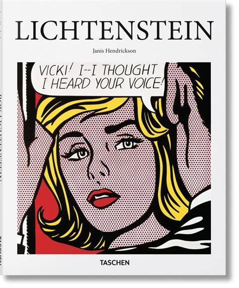 lichtenstein taschen basic art 3822858609 roy lichtenstein basic art series taschen books