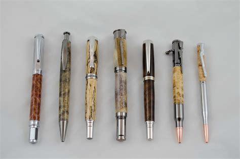 Handmade Pencils - gourmet pens giveaway custom handmade pen