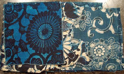 japanese indigo pattern wonkyworld japanese indigo katazome fabric book