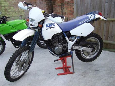 Suzuki 250 Supermoto Suzuki Dr250 Dr 250 Trail Bike Enduro Greenlane Supermoto