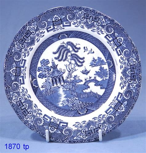 wedgwood pattern finder wedgwood co willow pattern vintage china tea plate