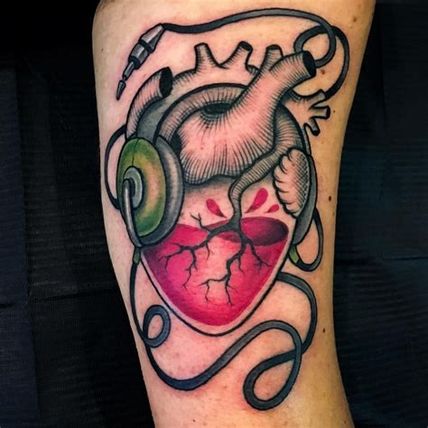 tattooed heart song download 22 music tattoo designs ideas design trends premium