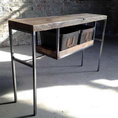 crafted entry table sofa table console table made