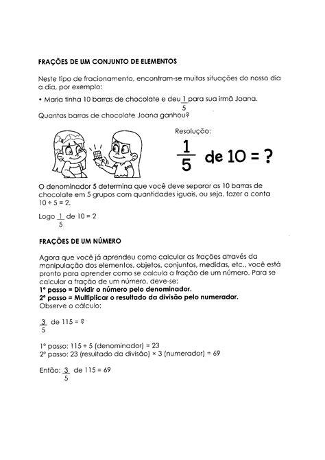 Atividades com Frações para 4º ano - Page 4 of 4 - Só