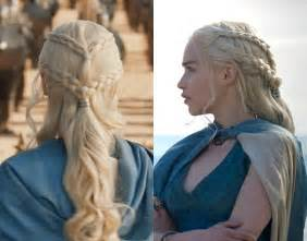 daenerys style hair daenerys from game of thrones hair tutorial hair