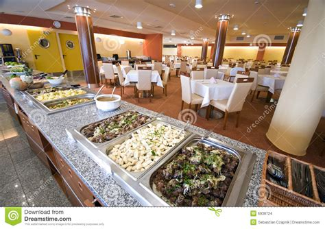 Hotel In Room Dining by Buffet In Hotel Dining Room Stock Photo Image 6938724