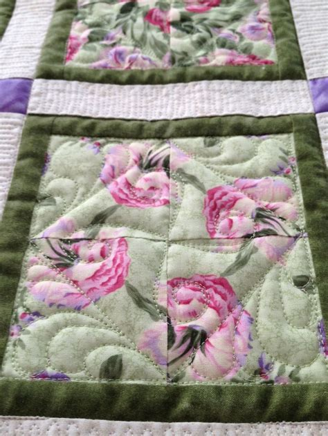 Posie Patchwork - 316 best images about stack n whack quilts on