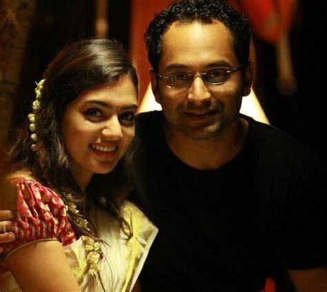 Fahad nazriya marriage reception photos