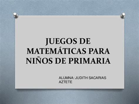 imagenes matematicas para niños preescolar juegos de matem 225 ticas para ni 241 os de primaria12