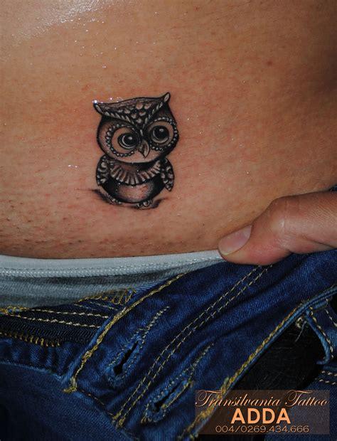owl tattoo designs small small owl tattoo by transilvaniatattoo66 on deviantart