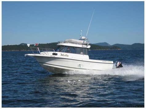 trophy boats nanaimo 2000 2359 bayliner trophy hardtop alaskan bulkhead nanoose