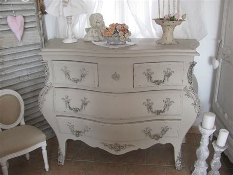 commode romantique patine et lecture louise patine