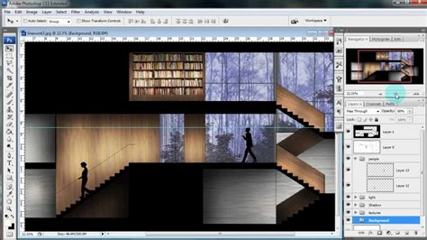 the colored museum pdf architectural interior elevations tutorial