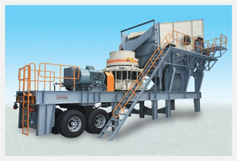 secondary unit secondary unit cone crusher screen samyoung plant co