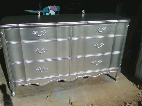 silver dream factory standing sets refurbished nightstand ideas lacquer new decoration