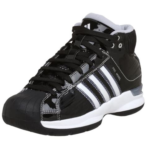 adidas womens pro model  team color basketball shoe