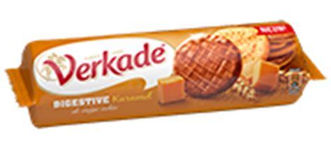 Verkade Digestive Bites Karamel verkade koekjes biscuits