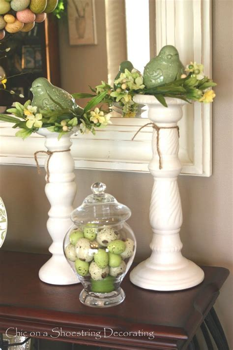 bird decorations for home best 25 easter decor ideas on pinterest easter centerpiece easter table decorations and