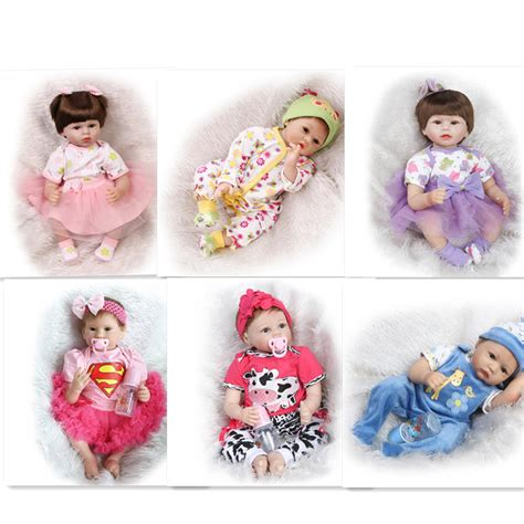 is design doll safe good quality cloth 55cm 22inch reborn baby doll clothes