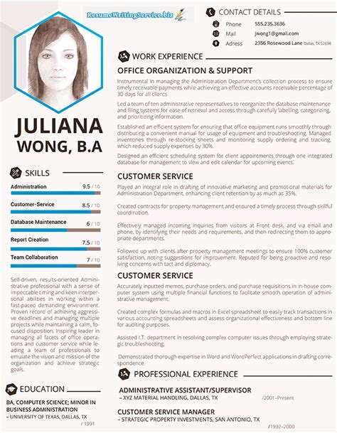 excellent resume template excellent resume sle sle resumes