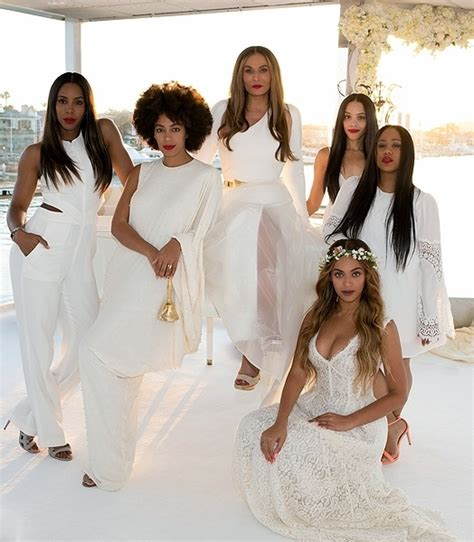 Inside Tina Knowles & Richard Lawson's Wedding: More