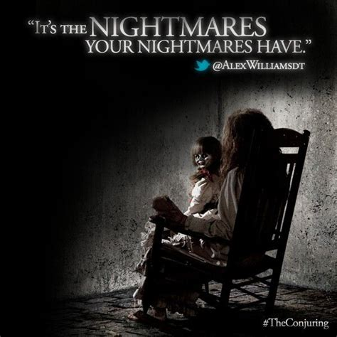 film perang true story the conjuring things that go bump in the nite pinterest