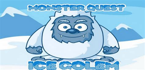 ice golem pattern quest redeemed monster quest ice golem apps on google play