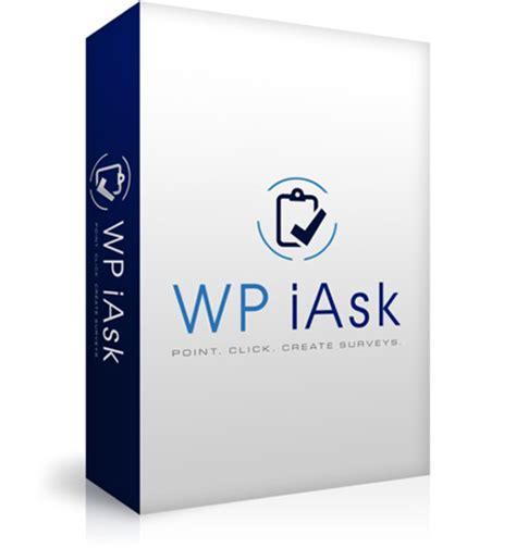 Survey Technique3 Paket 2 Ebook Bonus Software Survey wp iask plugin