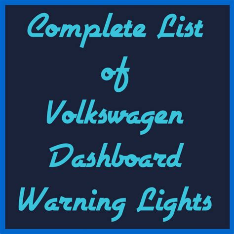 volkswagen dashboard indicators what does the volkswagen bottle pouring fluid dashboard