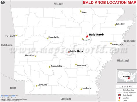 Bald Knob Arkansas Zip Code by Where Is Bald Knob Arkansas